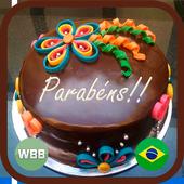 Feliz Aniversário Amiga icon
