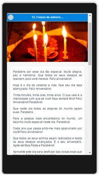 Feliz Aniversário Amiga screenshot 2
