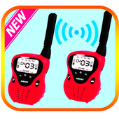 Walkie Talkie Messenger PTT icon