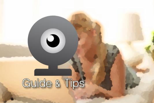 Web Cam Live Chat Gorfmac Tips poster