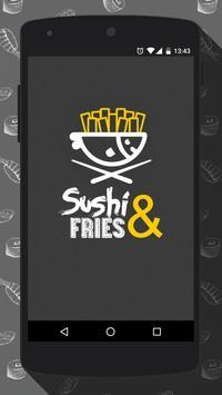 Sushi&Fries poster