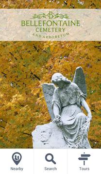 Bellefontaine Cemetery poster