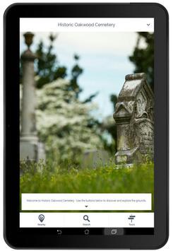 Historic Oakwood Cemetery screenshot 3