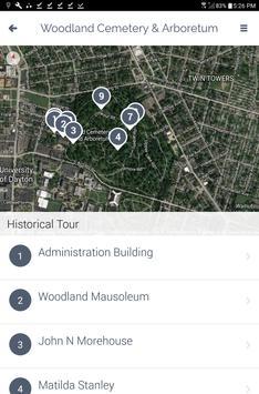 Woodland Cemetery & Arboretum apk screenshot