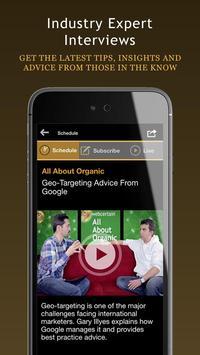 Webcertain TV apk screenshot