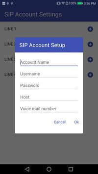 SIPClues - SIP VOIP Softphone screenshot 4