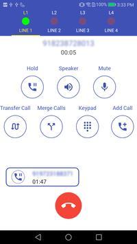 SIPClues - SIP VOIP Softphone screenshot 2