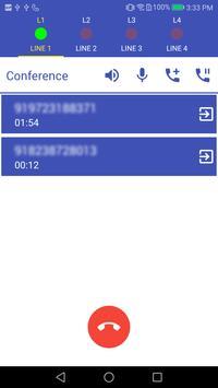 SIPClues - SIP VOIP Softphone screenshot 3
