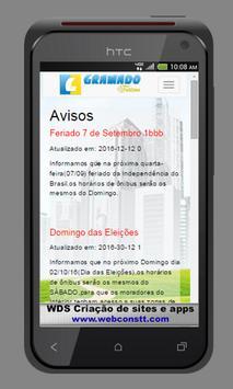 Gramado Turismo Transporte screenshot 2