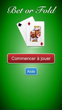 Bet or Fold poster