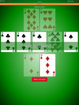 Bet or Fold apk screenshot