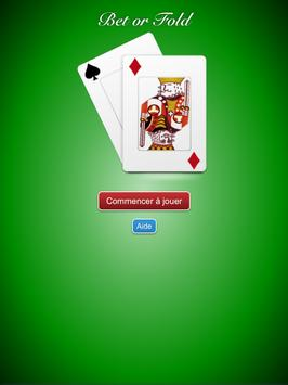Bet or Fold screenshot 5
