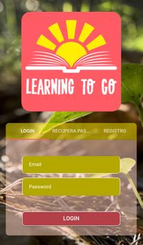 LearningToGo poster