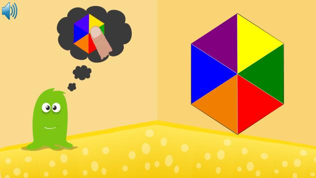 Toddler Shapes and Colour Fun apk screenshot