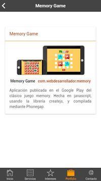 Web Desarrollador App apk screenshot