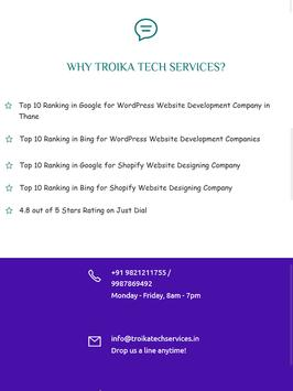 Troika Tech Services Pro screenshot 4