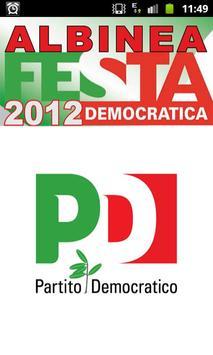 Albinea In Festa poster