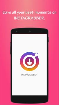 Instagrabber for Instagram apk screenshot