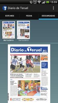 Diario de Teruel screenshot 3