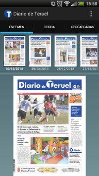 Diario de Teruel poster