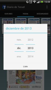 Diario de Teruel screenshot 2