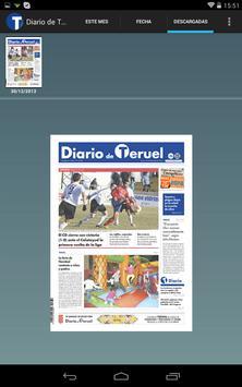 Diario de Teruel screenshot 7
