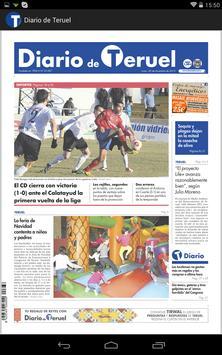 Diario de Teruel apk screenshot