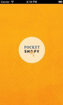 Pocket Shopy poster