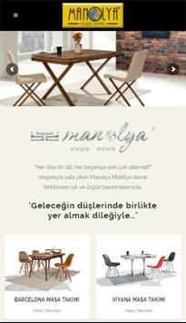 Manolya Mobilya screenshot 2
