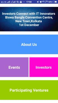 Investors Connect with IT Innovators apk screenshot