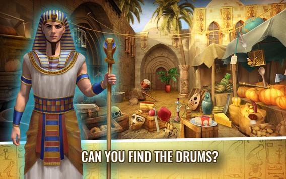 Mystery of Egypt Hidden Object Adventure Game poster
