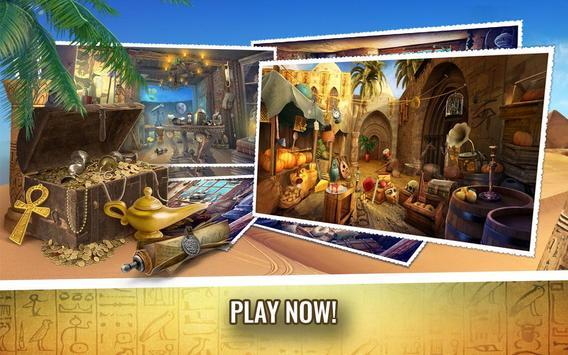 Mystery of Egypt Hidden Object Adventure Game screenshot 8