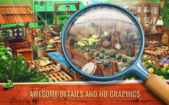 Hidden Object Farm Games - Mystery Village Escape screenshot 11