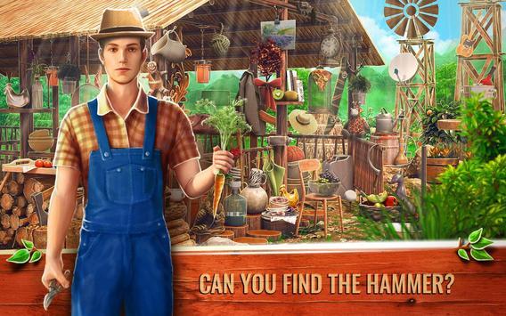 Hidden Object Farm Games - Mystery Village Escape screenshot 5