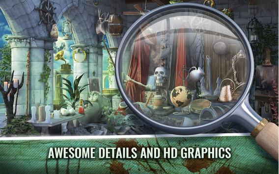 Vampire Hidden Object Games – Sacred Relic Hunt screenshot 6
