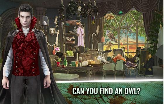 Vampire Hidden Object Games – Sacred Relic Hunt poster