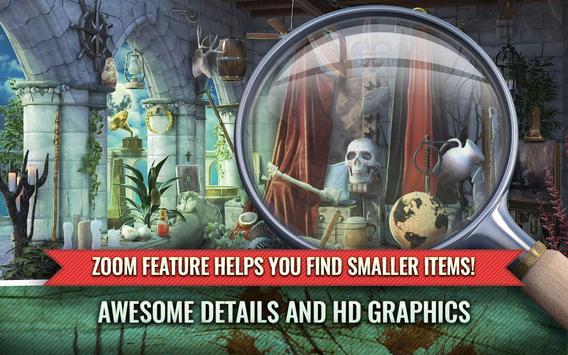 Vampire Hidden Object Games – Sacred Relic Hunt screenshot 1