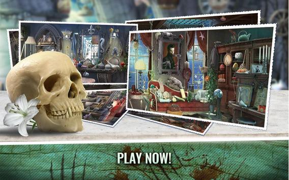 Vampire Hidden Object Games – Sacred Relic Hunt screenshot 3