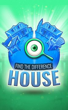Find the Difference Free House Games: Spot It Game screenshot 14