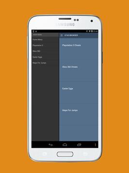 GTA5 Browser apk screenshot