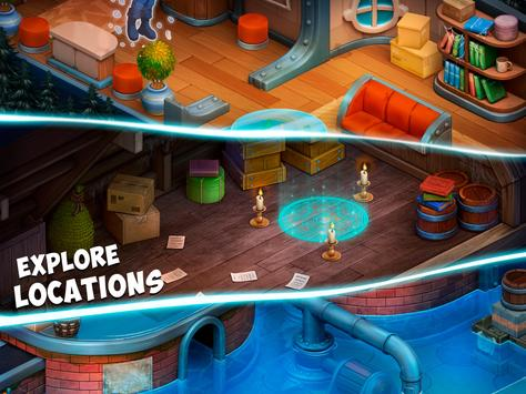 Ghost Town: Mystery Match Game screenshot 6