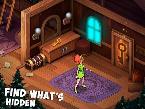 Ghost Town: Mystery Match Game screenshot 13