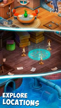 Ghost Town: Mystery Match Game screenshot 1