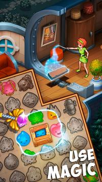 Ghost Town: Mystery Match Game screenshot 2