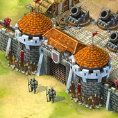 CITADELS 🏰  Medieval War Strategy with PVP icon