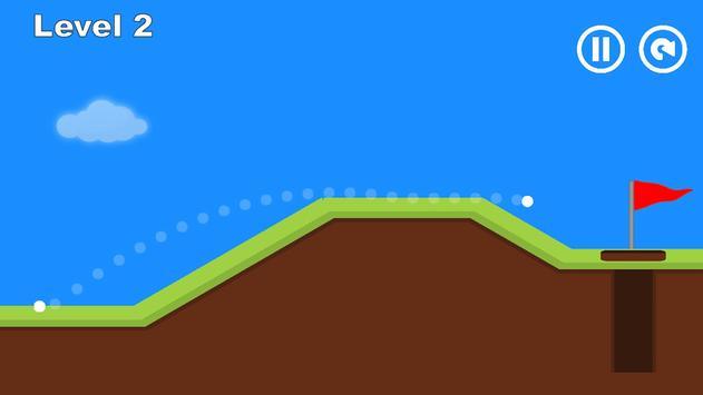 Pro Shot - Mini Golf スクリーンショット 1