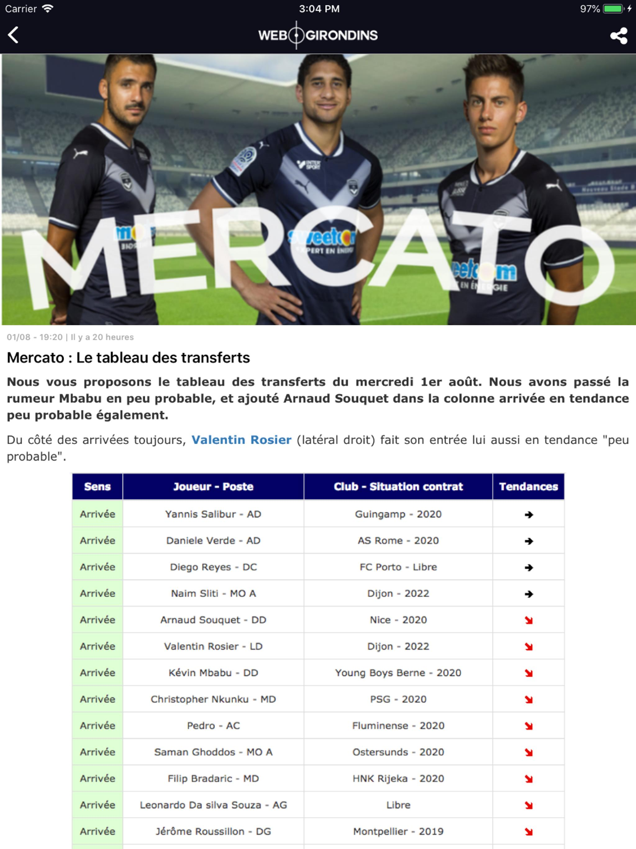 Webgirondins Com For Android Apk Download