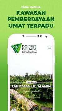 Zona Madina Dompet Dhuafa apk screenshot