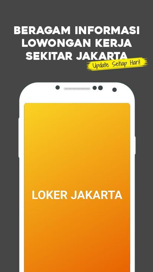 Loker Jakarta Lowongan Kerja Jakarta For Android Apk Download