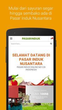 Pasar Induk Nusantara poster